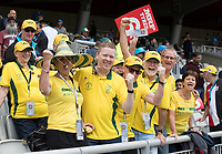 Is this Edgbaston? during India vs New Zealand, ICC World Cup Semi-Final Cricket at Old Trafford on 9th July 2019