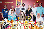 Kittana O'Brien from Fountain Court celebrating her birthday in Ristorante Uno on Friday evening.<br /> Seated l to r: Gemma, Chloe, Kittana and Geraldine O'Brien.<br /> Back l to r: Kieran Qulligan, Amanda O'Brien, Jason Creen, Ger Moriarty, Anna O'Dowd, Richard and Ned O'Brien.