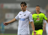 Pictured: Daniel James of Swansea City Monday 15 May 2017<br />