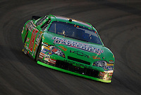 Apr 22, 2006; Phoenix, AZ, USA; Nascar Nextel Cup driver J.J. Yeley of the (18) Interstate Batteries Chevrolet Monte Carlo during the Subway Fresh 500 at Phoenix International Raceway. Mandatory Credit: Mark J. Rebilas-US PRESSWIRE Copyright © 2006 Mark J. Rebilas..
