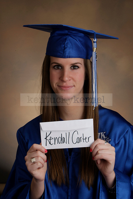 Carter, Kendall photographed during the Feb/Mar, 2013, Grad Salute in Lexington, Ky.