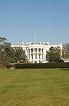 Washington DC USA: The White House, home of the US President.Photo copyright Lee Foster Photo # 1-washdc76049