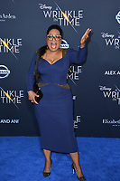 Oprah Winfrey at the premiere for &quot;A Wrinkle in Time&quot; at the El Capitan Theatre, Los Angeles, USA 26 Feb. 2018<br /> Picture: Paul Smith/Featureflash/SilverHub 0208 004 5359 sales@silverhubmedia.com