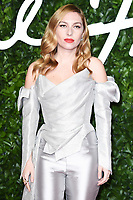 Josephine De La Baume<br /> arriving forThe Fashion Awards 2019 at the Royal Albert Hall, London.<br /> <br /> ©Ash Knotek  D3542 02/12/2019