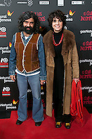 "attend the Premiere of the movie ""El club de los incomprendidos"" at callao Cinema in Madrid, Spain. December 1, 2014. (ALTERPHOTOS/Carlos Dafonte) /NortePhoto<br />