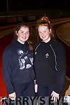 Grace and Ella Daly at the An Riocht AC couch to 5k on Thursday evening