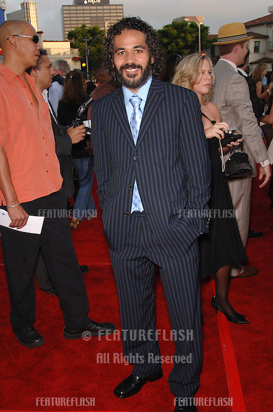 "Actor JOHN ORTIZ at the world premiere, in Los Angeles, of his new movie ""Miami Vice."".July 20, 2006  Los Angeles, CA.© 2006 Paul Smith / Featureflash"