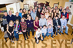 Jerry Lynch, Doon Tralee, celebrating his 40th birthday with family and friends at the brogue inn on Saturday