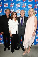LOS ANGELES - SEP 25: Louie Cruz Beltran, Denise Donatelli, Pat Harris, Carol Weisman at 'Pat Harris' California Democratic U.S. Senate run 2018 kick off' at Catalina Jazz Club Bar & Grill on September 25, 2017 in Hollywood, California