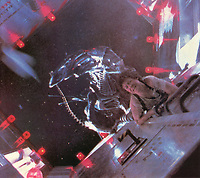 Aliens (1986)<br /> Sigourney Weaver<br /> *Filmstill - Editorial Use Only*<br /> CAP/KFS<br /> Image supplied by Capital Pictures