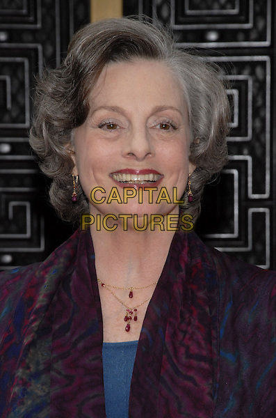 DANA IVEY. The 61st Annual Tony Awards at Radio City Music Hall,.New York City, New York, USA, 10 June 2007..portrait headshot.CAP/ADM/BL.©Bill Lyons/AdMedia/Capital Pictures. *** Local Caption ***