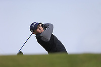 Aaron Marshall (Lisburn) during the first round of matchplay at the 2018 West of Ireland, in Co Sligo Golf Club, Rosses Point, Sligo, Co Sligo, Ireland. 01/04/2018.<br /> Picture: Golffile | Fran Caffrey<br /> <br /> <br /> All photo usage must carry mandatory copyright credit (&copy; Golffile | Fran Caffrey)