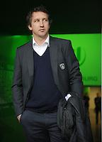 FUSSBALL   1. BUNDESLIGA    SAISON 2012/2013    13. Spieltag   VfL Wolfsburg - SV Werder Bremen                          24.11.2012 Frank Baumann (Werder Bremen)