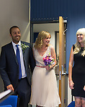The Wedding of Caroline Burnett & Theo Bennett-Rice at Newport Registry Office on the Isle of Wight