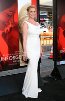 HOLLYWOOD, CA - APRIL 18: Katherine Heigl at the premiere of 'Unforgettable' at the TCL Chinese Theatre on April 18, 2017 in Hollywood, California. <br /> CAP/MPI/DE<br /> &copy;DE/MPI/Capital Pictures