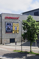 CinemaxX Kino, Dammtordamm 1,  20354 Hamburg, Deutschland<br />  Movie house CinemaxX  Dammtordamm 1,  20354 Hamburg, Germany