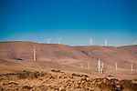 Wind Farms in Eastern Oregon