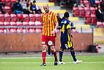 S&ouml;dert&auml;lje 2014-05-31 Fotboll Superettan Syrianska FC - &Auml;ngelholms FF :  <br /> Syrianskas Dinko Felic deppar<br /> (Foto: Kenta J&ouml;nsson) Nyckelord:  Syrianska SFC S&ouml;dert&auml;lje Fotbollsarena &Auml;ngelholm &Auml;FF depp besviken besvikelse sorg ledsen deppig nedst&auml;md uppgiven sad disappointment disappointed dejected
