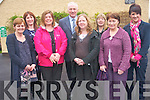 The teachers at Kilgarvan National  School bade farewell to Principal Sean Doherty who is retiring this week. .Back L-R Marie Doherty, Principal Sean Doherty, Eileen Healy Scanlon (SNA) and Aileen Moriarty. .Front L-R Valerie Tiffin (SNA), Gail O'Sullivan, Helen Cronin and Elizabeth O'Driscoll.
