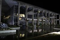 BRASÍLIA, DF, 01.07.2019 - POLÍTICA-DF - Palácio da Justiça, sede do Ministério da Justiça e Segurança Pública, visto na noite desta segunda-feira, 1. ( Foto Charles Sholl/Brazil Photo Press)