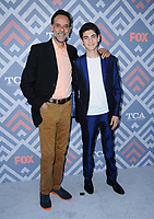 08 August  2017 - West Hollywood, California - Alexander Siddig, David Mazouz.   2017 FOX Summer TCA held at SoHo House in West Hollywood. <br /> CAP/ADM/BT<br /> &copy;BT/ADM/Capital Pictures