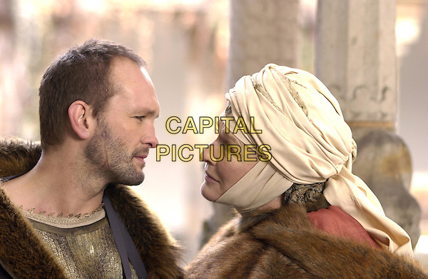 ANDREW HOWARD & GLENN CLOSE.in The Lion In Winter.*Editorial Use Only*.Ref: FB.www.capitalpictures.com.sales@capitalpictures.com.Supplied by Capital Pictures.