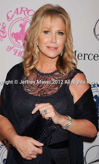 BEVERLY HILLS, CA - OCTOBER 20: Kathy Hilton arrives at the 26th Anniversary Carousel Of Hope Ball presented by Mercedes-Benz at The Beverly Hilton Hotel on October 20, 2012 in Beverly Hills, California.