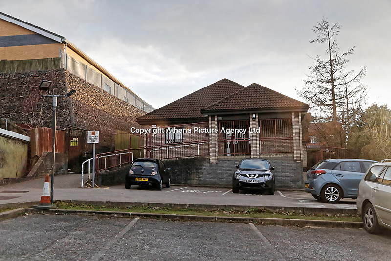 COPY BY TOM BEDFORD<br /> Pictured: The Grange Clinic in Newport, Wales, UK. Monday 26 February 2018<br /> Re: Inquest held at Newport Coroner's Court, into the death of five year old Ellie-May Clark who died of an asthma attack, after being refused a GP appointment in Newport, south Wales. <br /> Dr Joanne Rowe refused to see her, on the grounds that her mother was a few minutes late for a booked appointment.<br /> A few hours later, Ellie-May Clark suffered a seizure and died, despite the efforts of an ambulance crew.