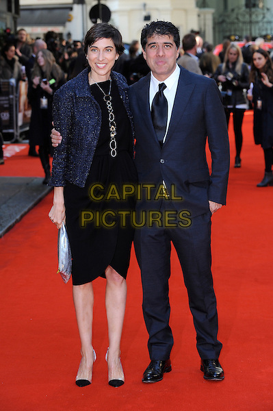 LONDON, ENGLAND - MAY 13: Hossein Amini attends the UK Premiere of The Two Faces Of January at The Curzon Mayfair on May 13, 2014 in London, England.<br /> <br />  CAP/BEL<br /> &copy;Tom Belcher/Capital Pictures