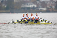 Crew: 93  ZAXR (A)  Swiss Rowing Federation, Switzerland (F Rol) Event: W 4x- B1<br /> <br /> Fours Head 2019