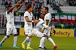 Once Caldas venció 1-0 a Deportes Tolima en la ida de los 4tos de la liga del torneo Clusura del futbol Colombiano