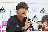 26.05.2014: Pressekonferenz mit Joachim Löw