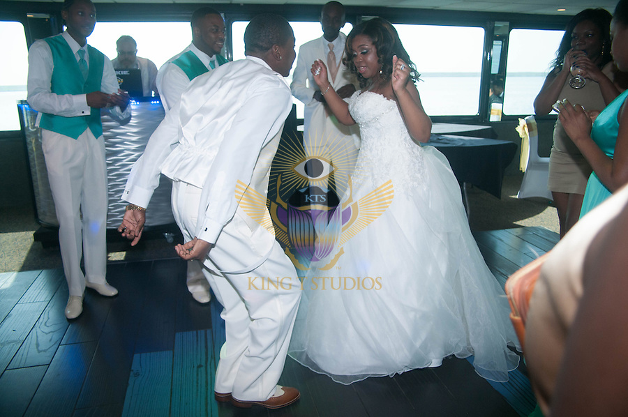 Ivan & Charnae Hepburn Wedding & Reception