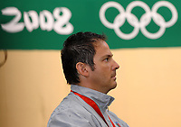 Giovanni Pellielo medaglia d'argento<br /> Beijing National Shooting all. Trap uomini.<br /> Pechino - Beijing 10/8/2008 Olimpiadi 2008 Olympic Games<br /> Foto Andrea Staccioli Insidefoto