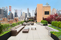 Roof Deck at 426 West 52nd Street