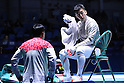 Kenta Tokunan (JPN), <br /> AUGUST 10, 2016 - Fencing : <br /> Men's Sabre Individual Round of 32 <br /> at Carioca Arena 3 <br /> during the Rio 2016 Olympic Games in Rio de Janeiro, Brazil. <br /> (Photo by YUTAKA/AFLO SPORT)