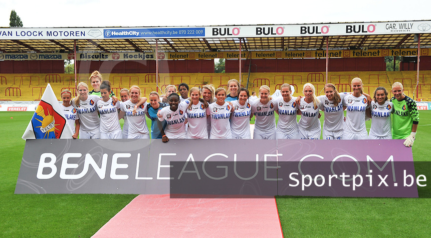 Start Beneleague Mechelen Kick Off meeting : Telstar.foto David Catry / Vrouwenteam.be