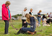 Emma Collings / Victoria Sitwell Dog Fun Day September 22nd 2013 with Joss Stone as celebrity guest