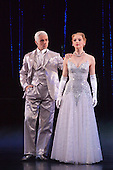 LONDON, ENGLAND - Matthew Bourne's Cinderella performed at Sadler's Wells Theatre, Kerry Biggin as Cinderella, Christopher Marney as The Angel