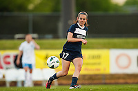 Sky Blue FC midfielder Katy Freels (Frierson) (17). Sky Blue FC and the Chicago Red Stars played to a 1-1 tie during a National Women's Soccer League (NWSL) match at Yurcak Field in Piscataway, NJ, on May 8, 2013.