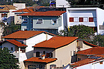 Casas classe media no bairro Perdizes. Sao Paulo. 2012. Foto de Juca Martins.