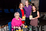 """Book Launch : Pictured at the launch of Mary Cogan's new book """"A Moment of Your Time"""" at St. John's Arts Centre, Listowel on Saturday night last were Mary, Anne, Bobby & Cliona Cogan."""