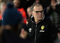 Leeds United manager Marcelo Bielsa looks on before kick off<br /> <br /> Photographer David Shipman/CameraSport<br /> <br /> The EFL Sky Bet Championship - West Bromwich Albion v Leeds United - Saturday 10th November 2018 - The Hawthorns - West Bromwich<br /> <br /> World Copyright © 2018 CameraSport. All rights reserved. 43 Linden Ave. Countesthorpe. Leicester. England. LE8 5PG - Tel: +44 (0) 116 277 4147 - admin@camerasport.com - www.camerasport.com