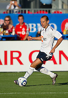 July 21, 2010  Bolton Wanderer Martin Petrov No. 10 in action during the Carlsberg Cup match between the Bolton Wanderers FC and Toronto FC at BMO Field in Toronto..Th Bolton Wanderrs FC won 4-3 on penalty kicks.