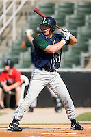 Matthew Cusick (31) of the Lexington Legends at bat at Fieldcrest Cannon Stadium in Kannapolis, NC, Sunday June 15, 2008.