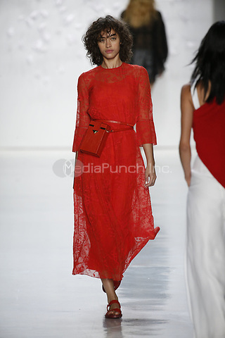 Noon by Noor<br /> catwalk fashion show at New York Fashion Week<br /> Spring Summer 2018<br /> in New York, USA September 2017.<br /> CAP/GOL<br /> &copy;GOL/Capital Pictures /MediaPunch ***NORTH AND SOUTH AMERICAS ONLY***