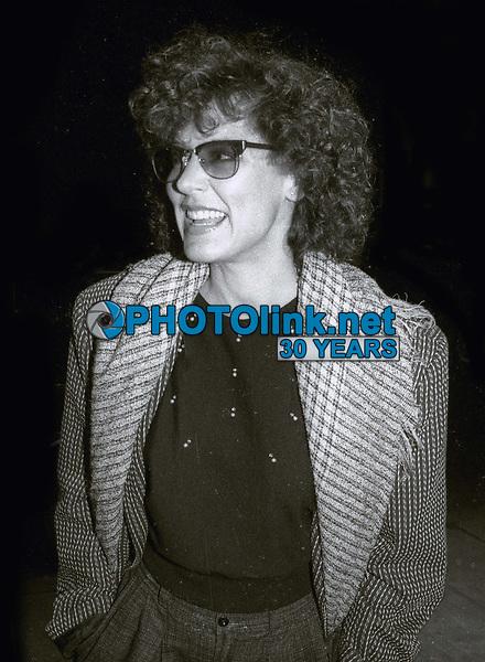 Christine Lahti 1986<br /> Photo By Jesse Nash/PHOTOlink