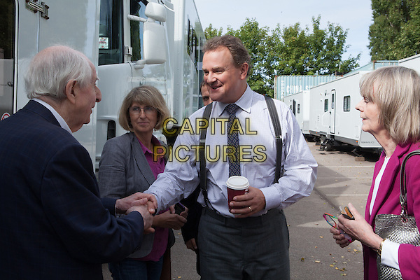 Hugh Bonneville<br /> in Paddington (2014) <br /> *Filmstill - Editorial Use Only*<br /> CAP/NFS<br /> Image supplied by Capital Pictures