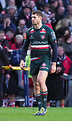 4th November 2017, Welford Road, Leicester, England; Anglo-Welsh Cup, Leicester Tigers versus Gloucester;  Jonah Holmes in action for Leicester Tigers