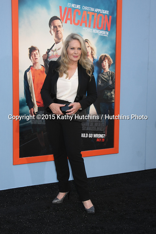 "LOS ANGELES - JUL 27:  Beverly D'Angelo at the ""Vacation"" Premiere at the Village Theater on July 27, 2015 in Westwood, CA"